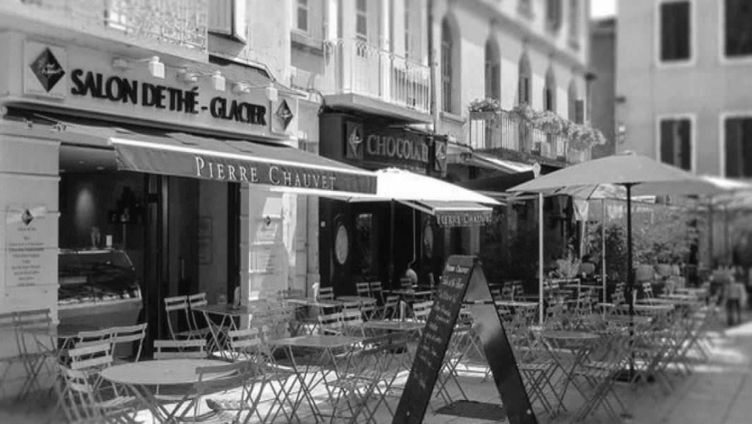 Pierre Chauvet magasin Valence
