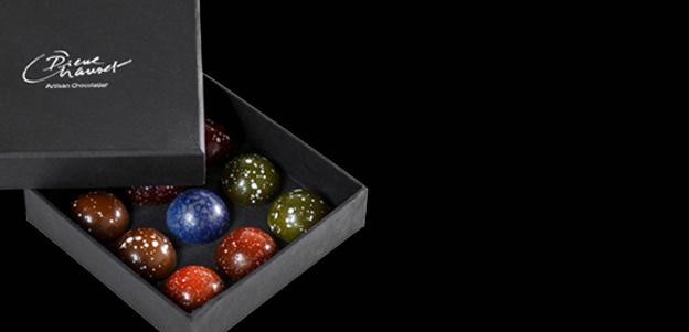 chocolat sphérique